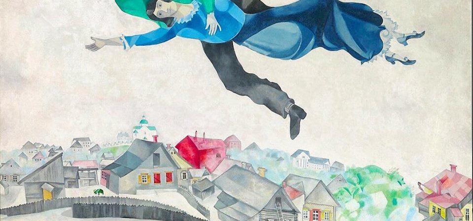 Marc Chagall, sognatore rivoluzionario in mostra a Mantova - Snap Italy