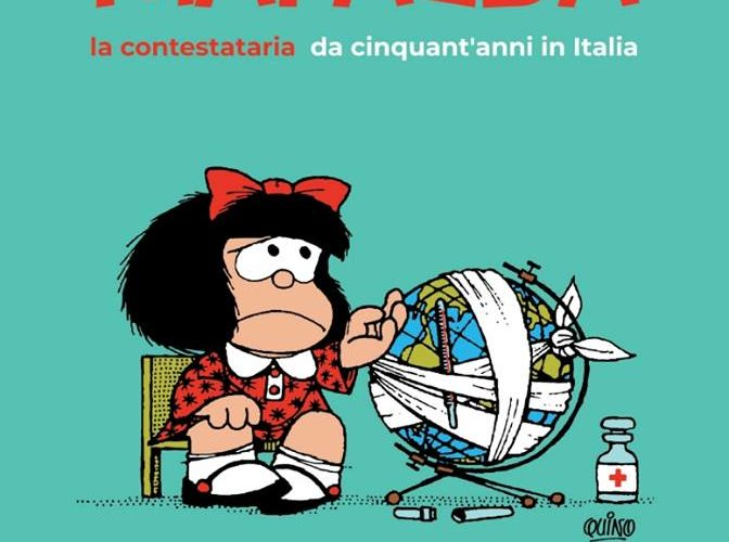 Mafalda compie 50 anni