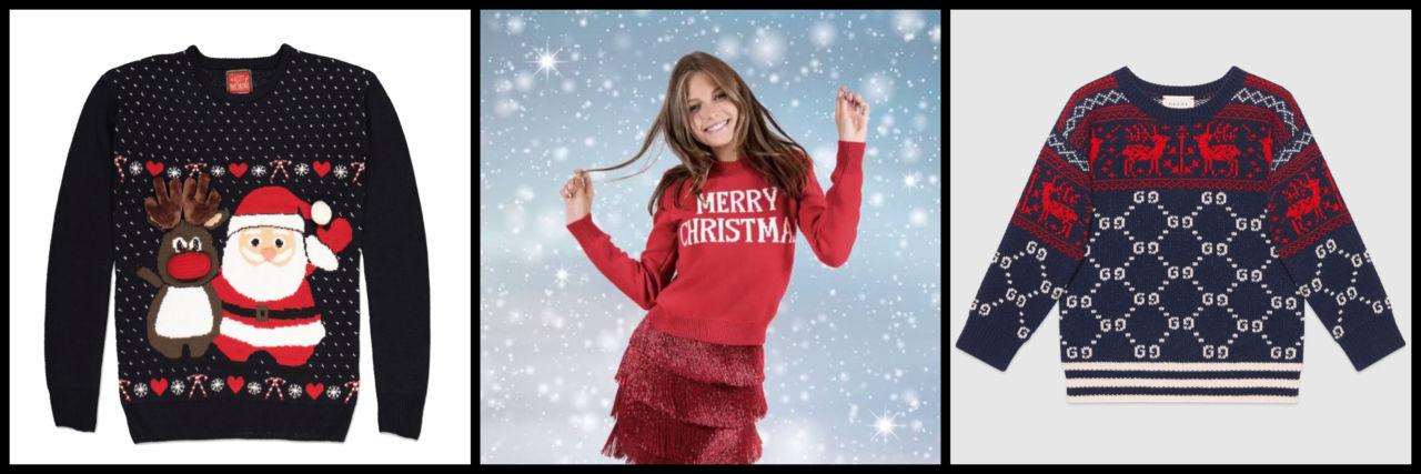 maglioni di Natale