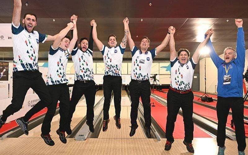 nazionale di bowling