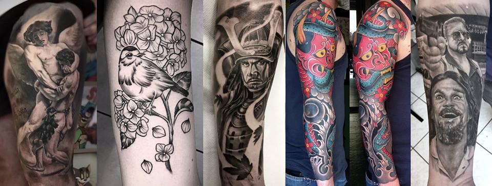 tatuaggi a Torino e dintorni