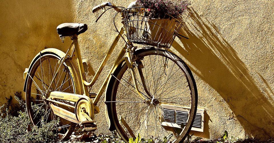 Weekend in bicicletta