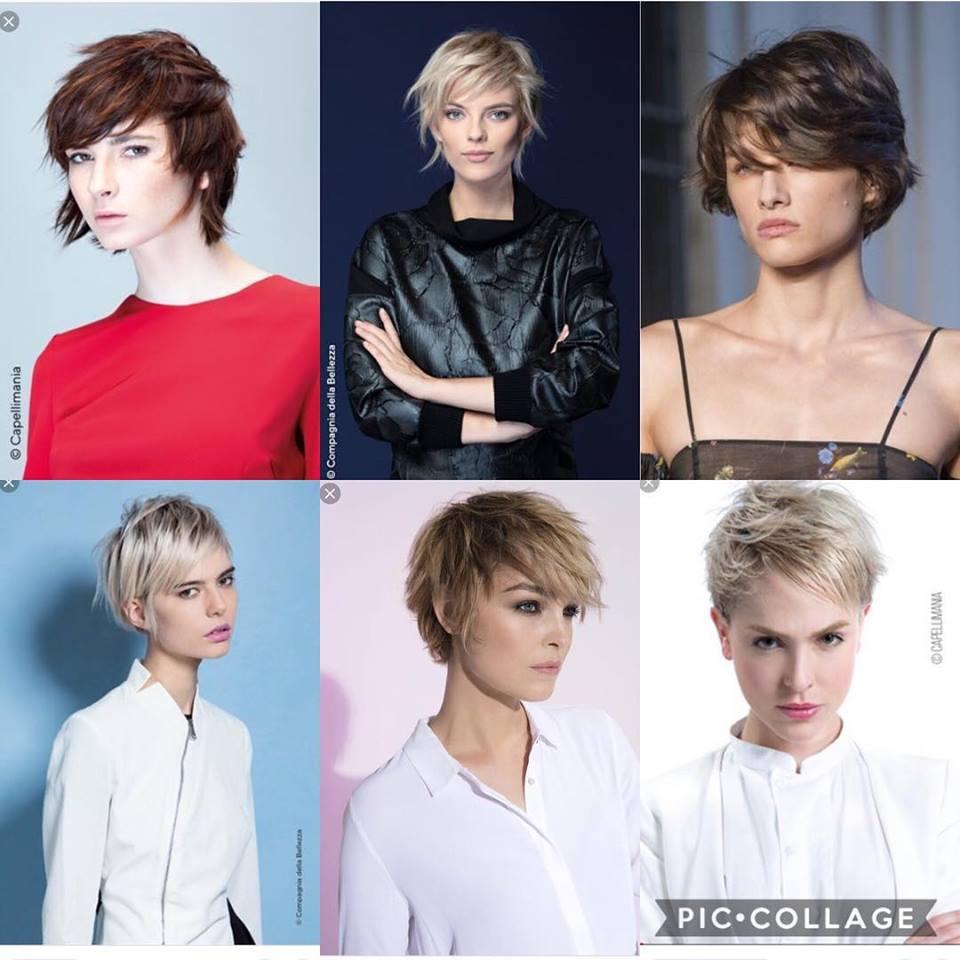 Il taglio dei capelli del 2019