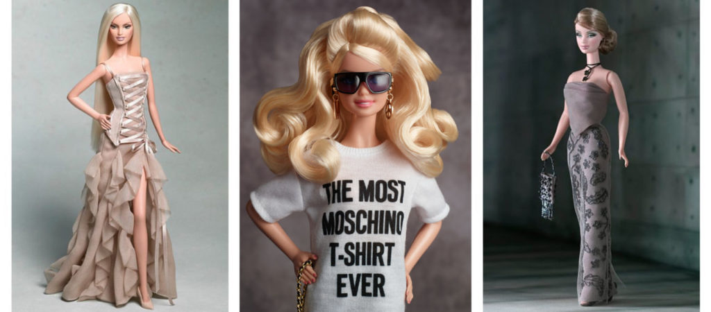 new style 62a41 a792c Vestiti di Barbie: 60 anni di moda made in Italy - Snap Italy