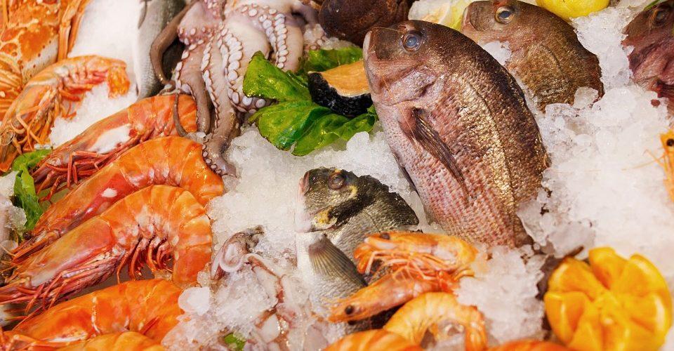 aperitivo di pesce