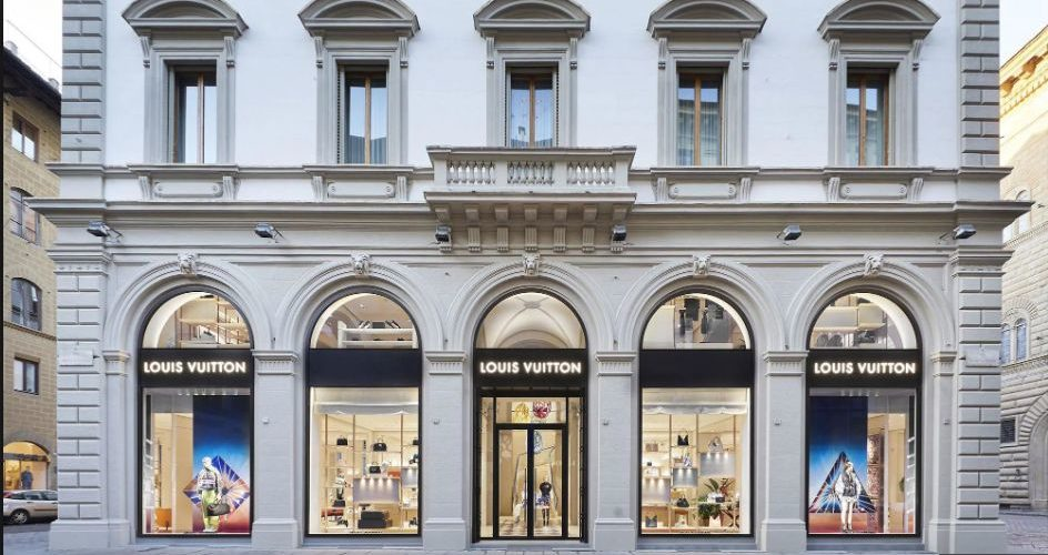 Louis Vuitton a Firenze