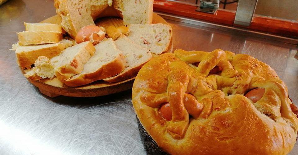 ricetta tradizionale casatiello cucina napoletana