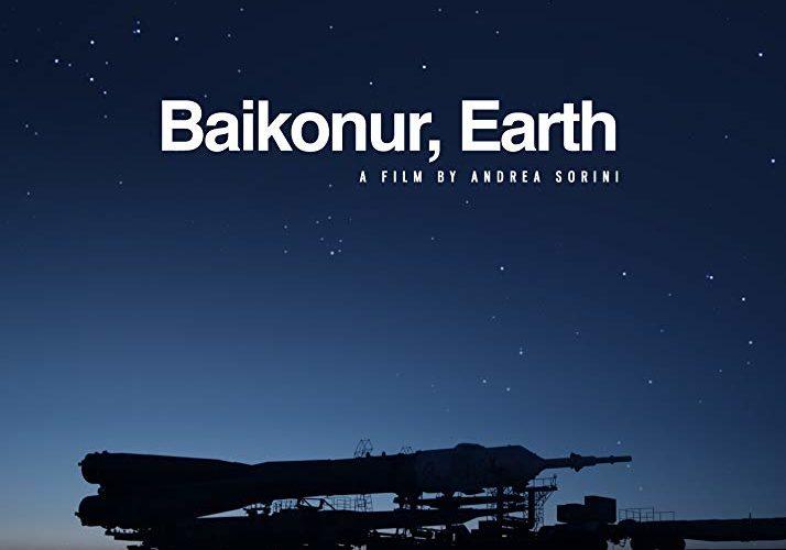 baikonur earth