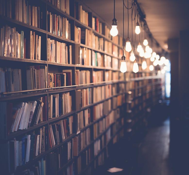 odore dei libri