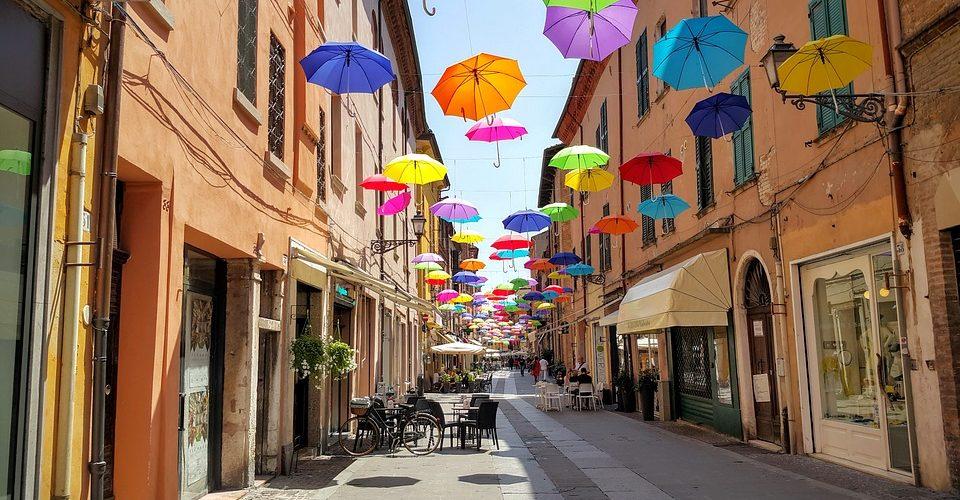 città italiane da visitare