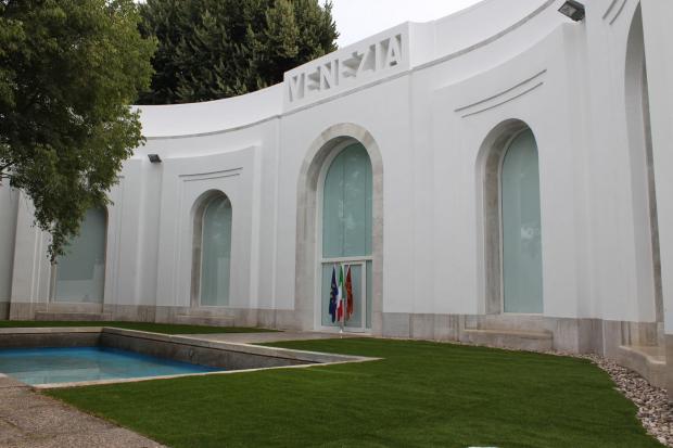 Giardini della Biennale 2019