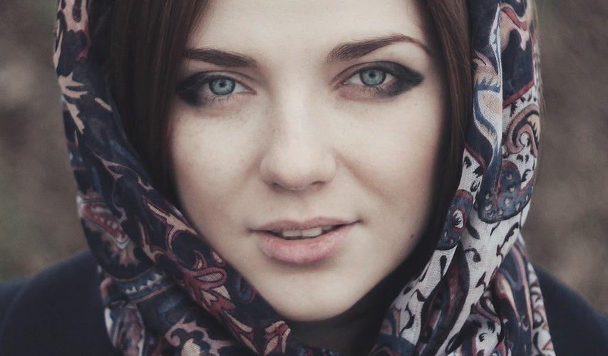 stile etnico foulard