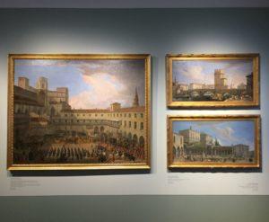 gallerie d'Italia arte veneta canaletto guardi capricci