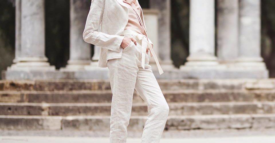 abbigliamento in lino