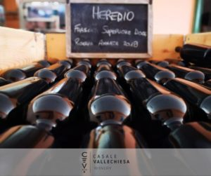 riserva heredio