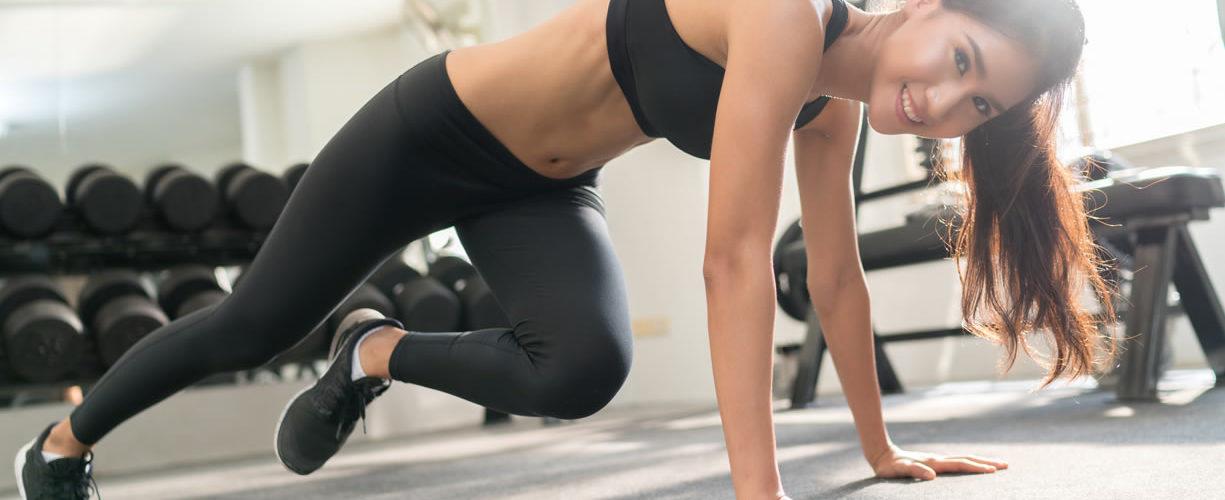 esercizi per dimagrire