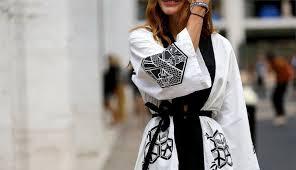modelli di kimono