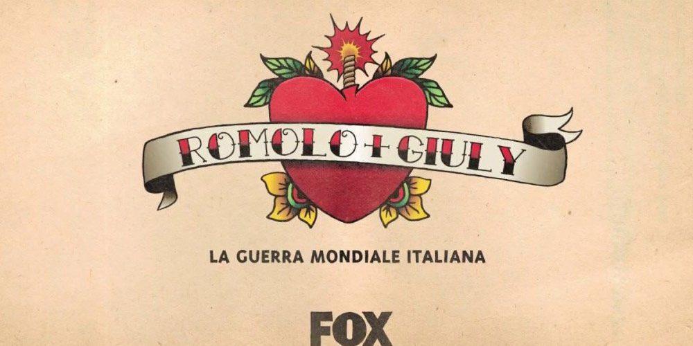 Romolo+Giuly nuova stagione per la serie tv FOX