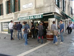 Mangiare a Venezia spendendo poco