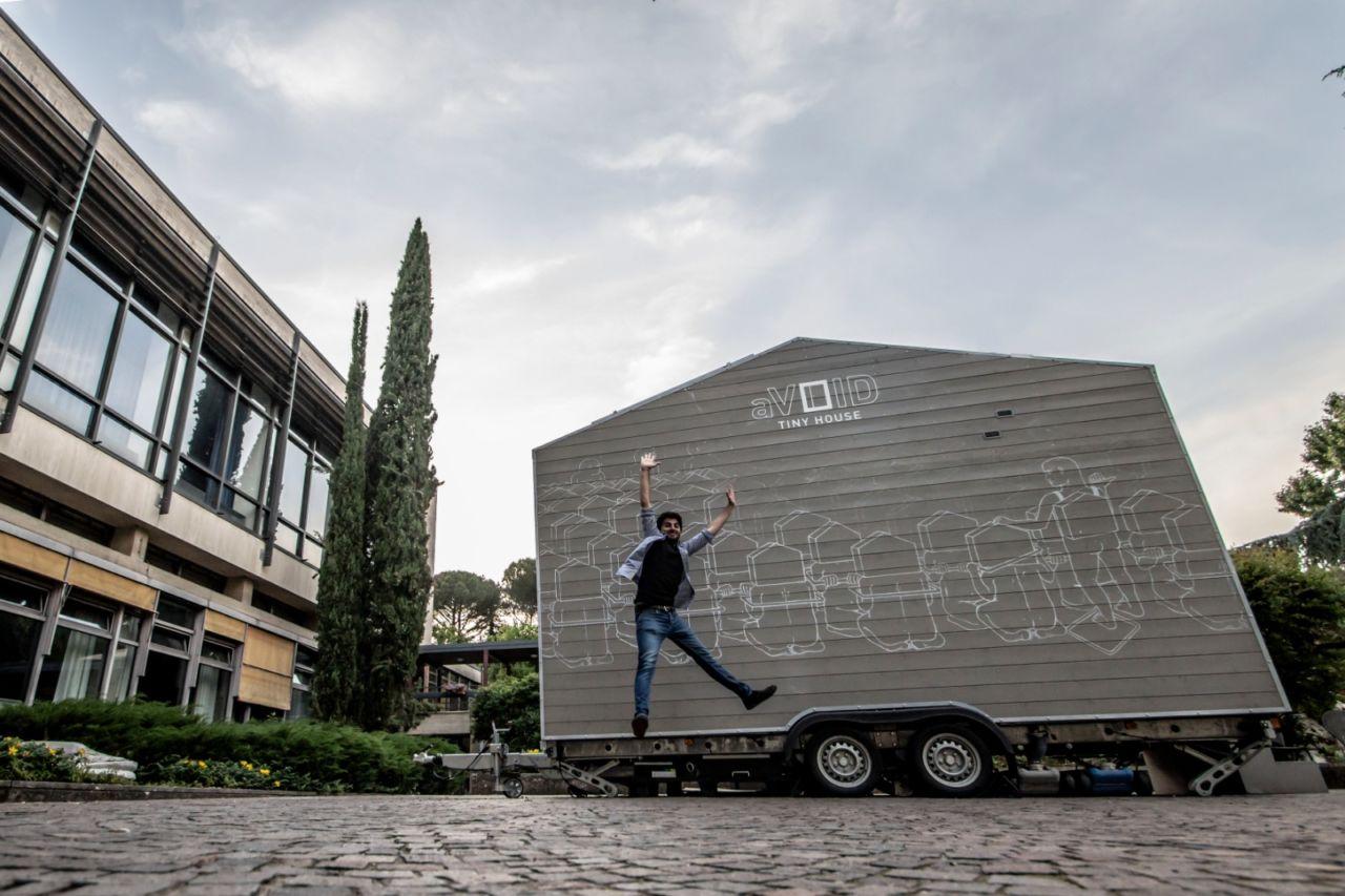 Tiny House Italia Permessi tiny house in italia: alla scoperta della piccola avoid