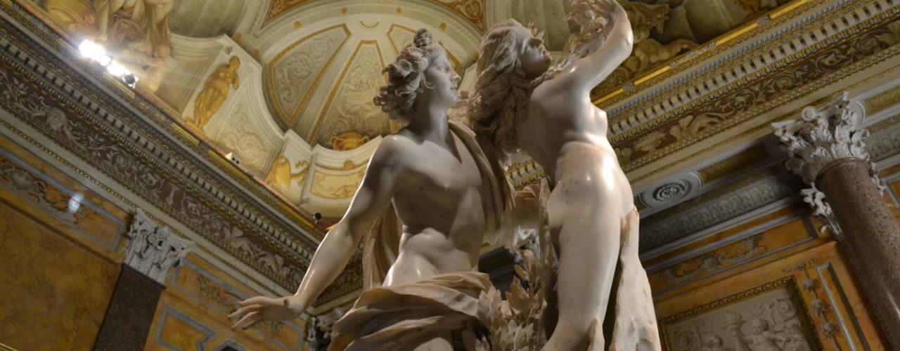 cosa vedere alla galleria borghese opere di bernini a Roma