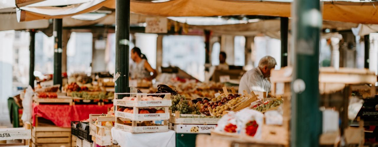 mercati a roma
