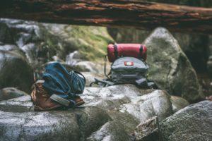 Attrezzatura da trekking
