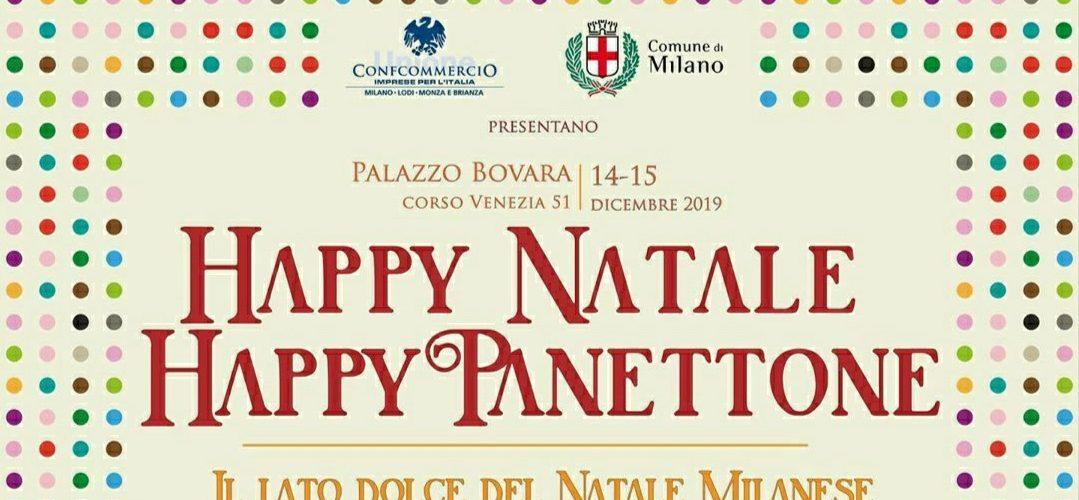 Happy Natale Happy Panettone
