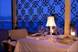 ristoranti sul mare a Napoli