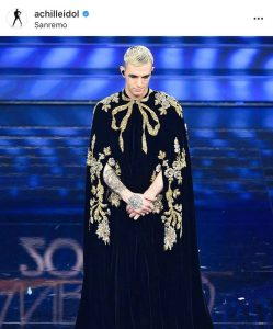 Sanremo 2020 outfit