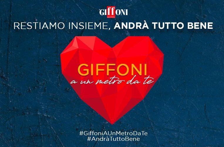 #giffoniaunmetrodate