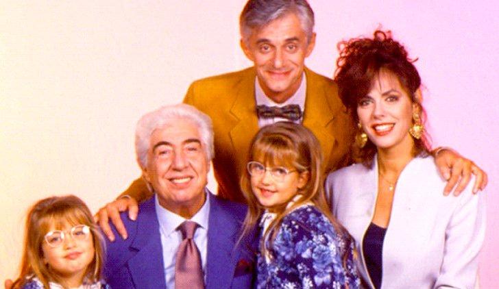 serie tv anni 90 2000 nonno felice