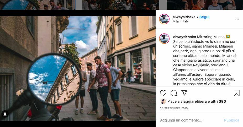 turismo sostenibile in italia