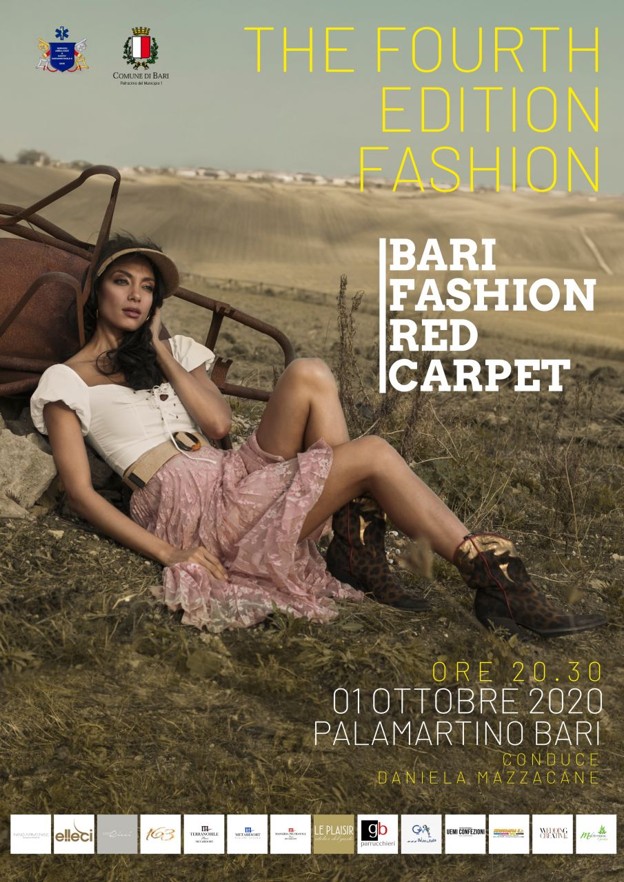 bari fashion red carpet
