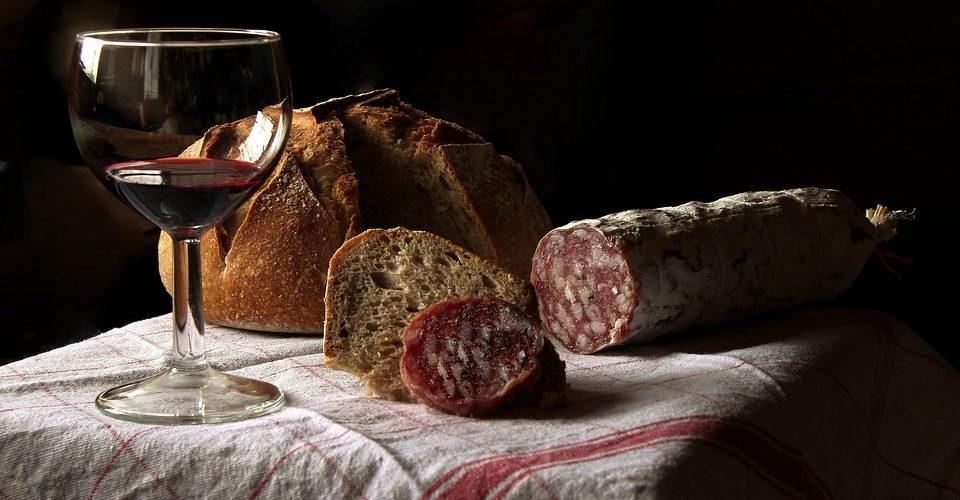 abbinamento vini