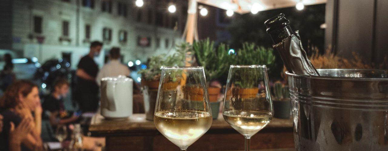 ristoranti all'aperto a Roma