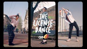 License Dance