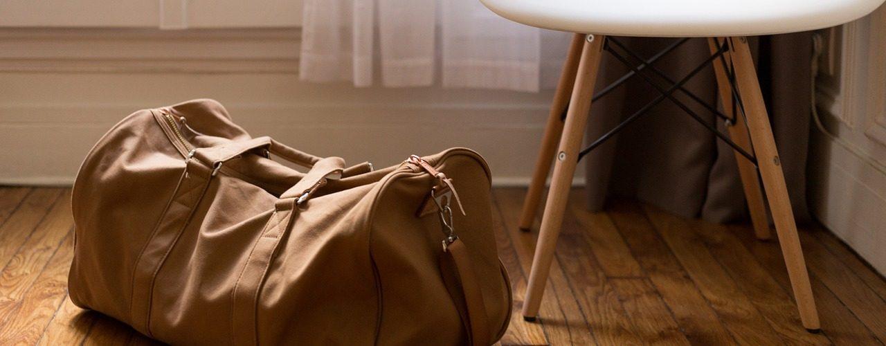 Preparare la valigia