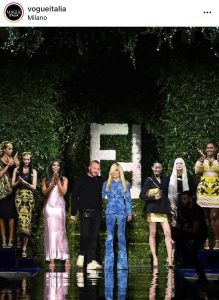 Fendi e Versace